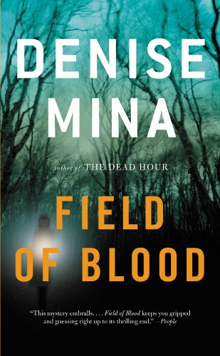 book cover of The Field of Blood