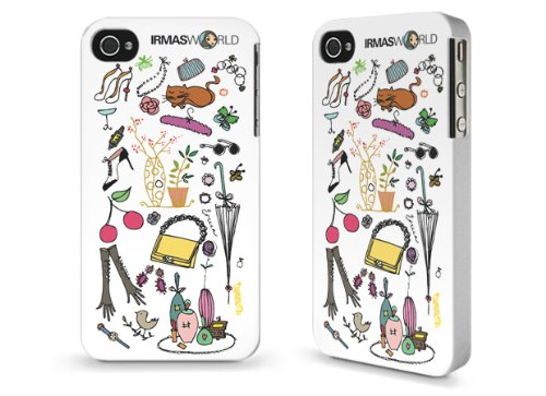 """Hülle / Case / Cover für iPhone 4 und 4s - """"IRMAs little things"""" by IRMA"""