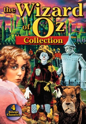 The Wizard of Oz Collection 4 Movie (Wizard Of Oz Tv)