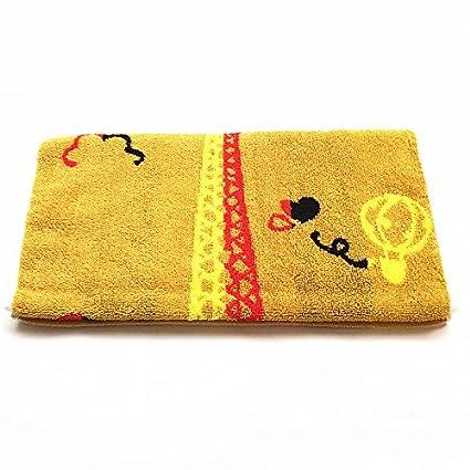 Turco algodón Toallas de mano con diseño de rayas algodón turco alta Material tres colores algodón