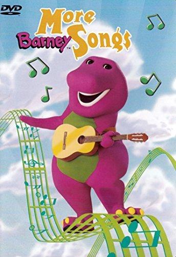 Barney - More Barney Songs (Barney Dvd Live)