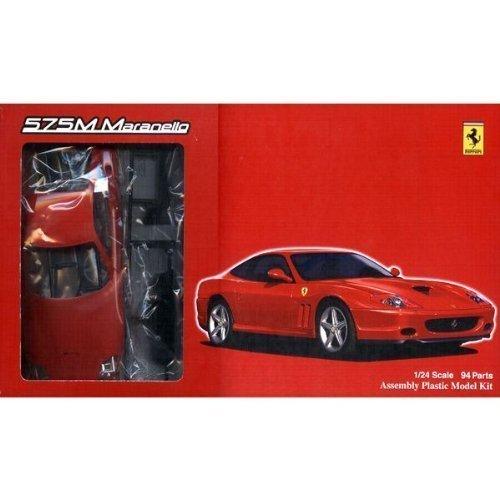 ■【フジミ模型】(1/24) FRシリーズ FR2 575Mマラネロ DX プラモデルの商品画像