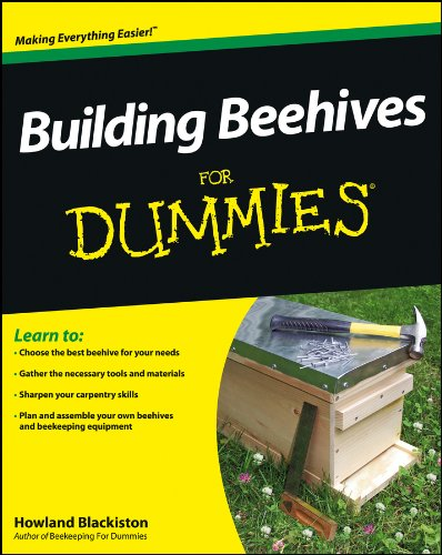 [B.o.o.k] Building Beehives For Dummies DOC
