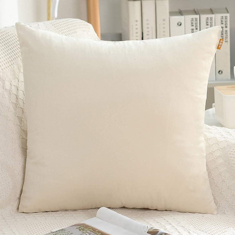 GAHR Plain Colour Pillow Plain Velvet