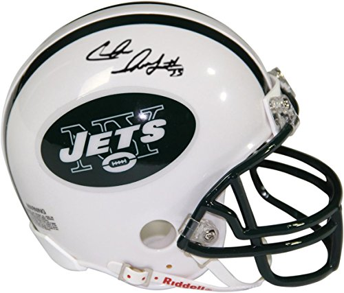 Steiner Sports NFL New York Jets Chris Ivory Signed Mini ()