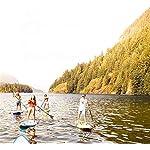 DIMPLEYA-Ideale-Tutte-Le-Opportune-Adulti-Principianti-Luce-Antiskid-SUP-Stand-Livelli-Up-Paddle-Paddle-guinzaglio-Zaino-Pompa-e-Kit-di-Riparazione-Blu-Singola-Formato-350x81x1