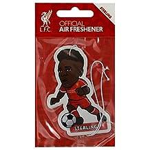 Liverpool F.C. Player Shape Raheem Sterling Air Freshener