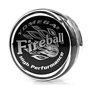 Yomega Fireball – High Performance Transaxle Yoyo, for Intermediate, Advanced and Pro Level String Trick Play (Colors May Vary)
