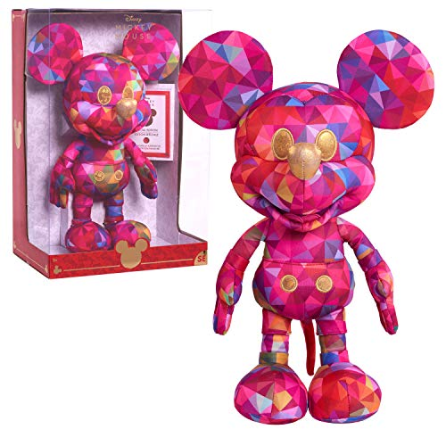 Disney Year Of The Mouse (13Th) Kaleidoscope Plush Basic, Ages 3 Up, by Just Play