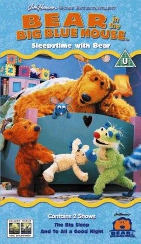 Bear In The Big Blue House: Sleepytime With Bear [VHS]: Noel ...