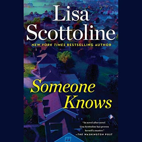 Book Cover: Someone Knows