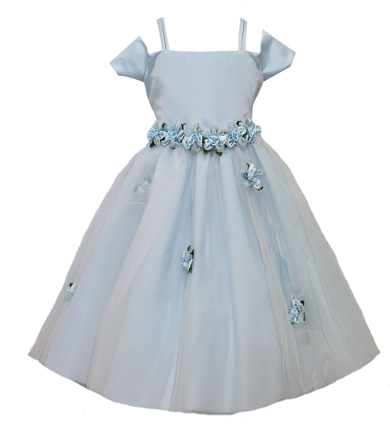 Amazon.com: KID Collection Girls\' Fairytale Tulle Dress: Clothing