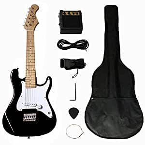 berry toys 32 electric guitar set with 5w amplifier guitar bag cable strap. Black Bedroom Furniture Sets. Home Design Ideas