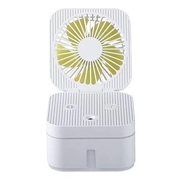 MTG USB Ventilador de Mesa,Escritorio Ventilador de ...