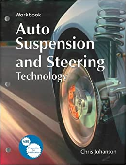 Book Auto Suspension and Steering Technology