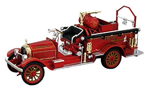 Signature Models 1921 American Lafrance Fire Engine 1/32 Diecast Model Car (Fire Signature Engine)