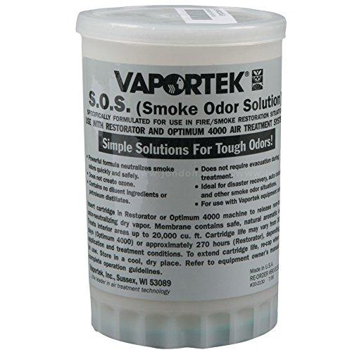 Vaportek S.O.S (Smoke Odor Solution)