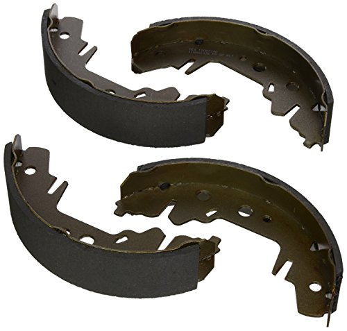 Rear Centric Brake Shoes - Centric 110.07140 Brake Shoe