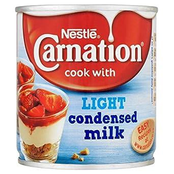 Nestlé Carnation Light Condensed Milk 405g: Amazon.es: Alimentación y bebidas