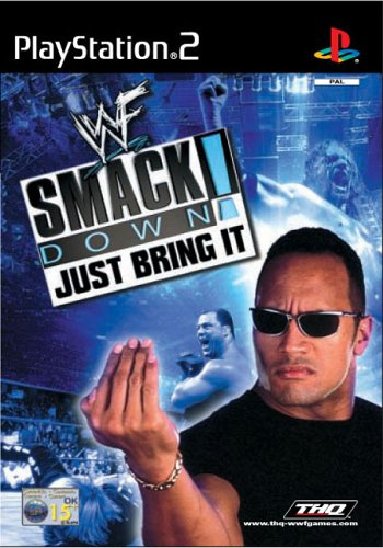 WWF Smackdown: Just Bring It (PS2)