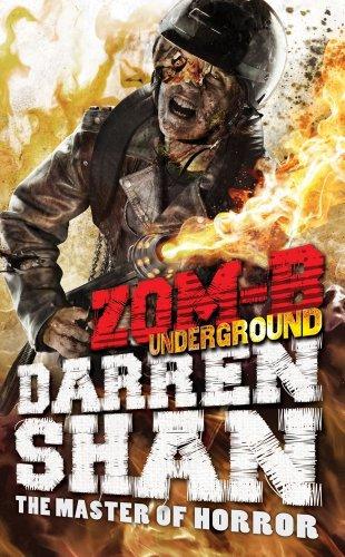 """ZOM-B Underground"" av Darren Shan"