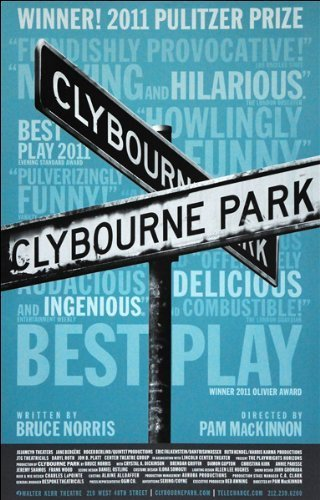 Clybourne Park by Bruce Norris (2011-04-30)