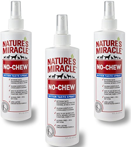 Pack Natures Miracle Deterrent Spray