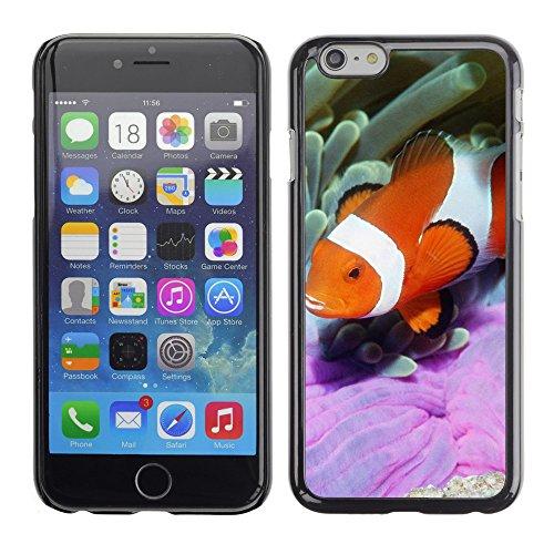 """Premio Sottile Slim Cassa Custodia Case Cover Shell // V00003284 false anemonefish de clown en mer // Apple iPhone 6 6S 6G 4.7"""""""