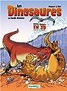 Les dinosaures en BD : Spécial combats en 3D par Plumeri