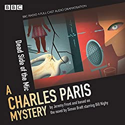 Charles Paris: The Dead Side of the Mic