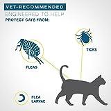 Seresto Flea and Tick Collar for Cats, 8-month Flea