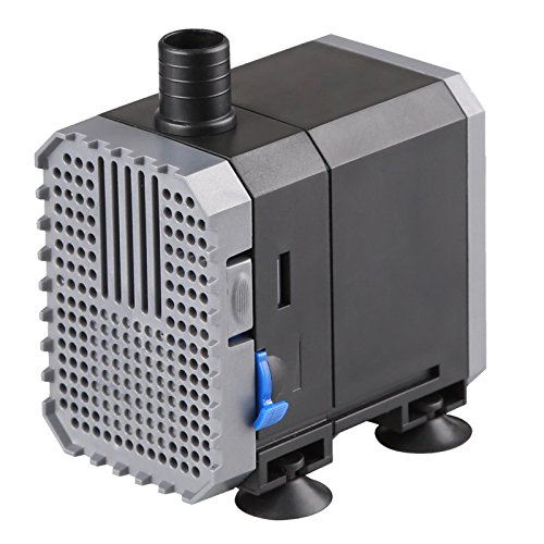 SunSun CHJ-500 ECO Teichpumpe Aquariumpumpe 500l/h mit nur 6W