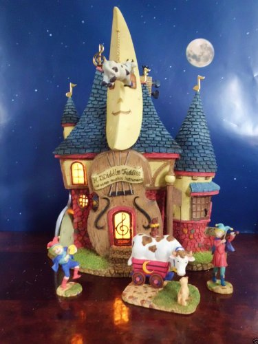 Fiddles Storybook Village Collection ()