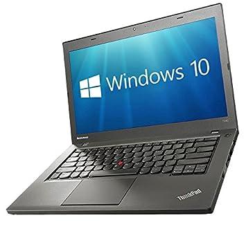 Lenovo ThinkPad T440 Laptop PC - 14 1in i5-4300U 8GB 240GB SSD WiFi WebCam  USB 3 0 Windows 10 Professional 64-bit (Renewed)