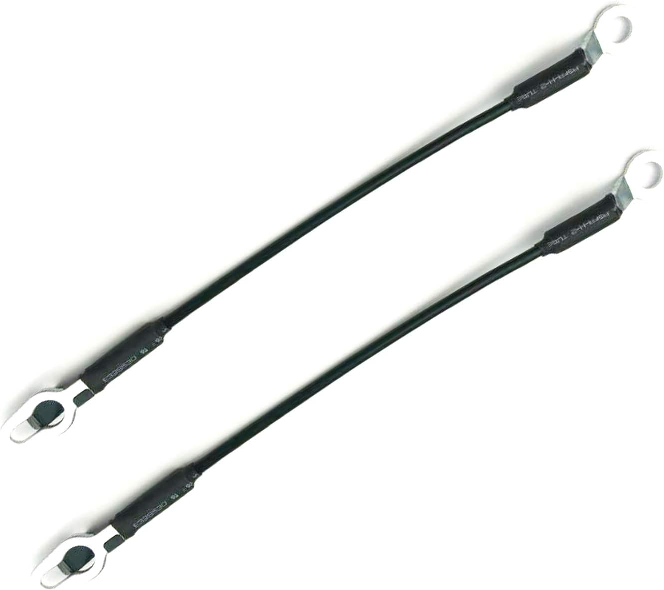 Tailgate Support Cable LH and RH for 99-06 Silverado Sierra 02-06 Avalanche H2 38536 16637944 JSD Pair 2 PCS