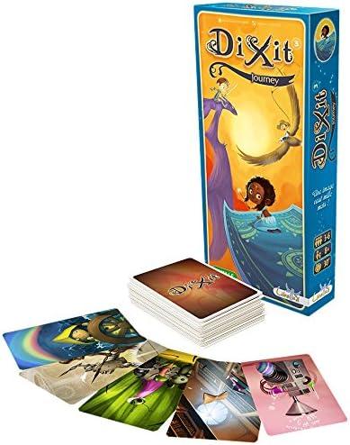 Asterion 8008 - Viaje Dixit (Dixit 3) edición Italiana: Amazon.es ...