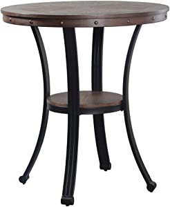 Powell Furniture Franklin Pub Table, Multicolor