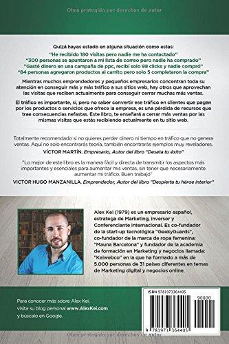 Convirtiendo Visitas en Ventas (Spanish Edition): Alex K: 9781973364405: Amazon.com: Books
