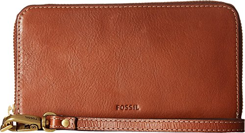 Fossil-Emma-Smartphone-Wristlet-Taupe-Metallic