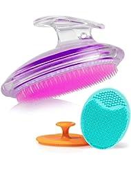 Exfoliating Brush For Razor Bumps and Ingrown Hair Treatment...