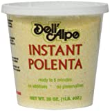Dell' Alpe Instant Polenta, 20-Ounce (Pack of 6)
