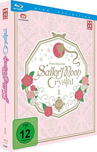 Sailor Moon Crystal - Staffel 1 - Vol.1 - Box 1 - Blu-ray mit Sammelschuber Alemania: Amazon.es: -, Munehisa Sakai, -: Cine y Series TV
