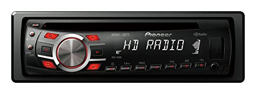 512RhkokaIL._SX522_ amazon com pioneer deh 33hd cd receiver with hd tuner built in pioneer deh-33hd wiring diagram at bayanpartner.co