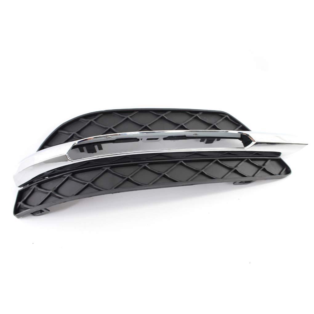 PRENKIN Right Daytime Running Light Fog Light Cover Frame Replacement For Mercedes Benz C Class W204 2012-2014 2048803324