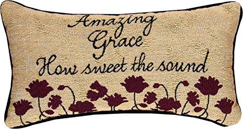Manual Amazing Grace Decorative Pillow