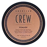 American Crew POMADE FOR HOLD AND SHINE 3 OZ for Men