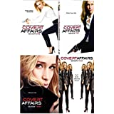 Covert Affairs Seasons 1-4