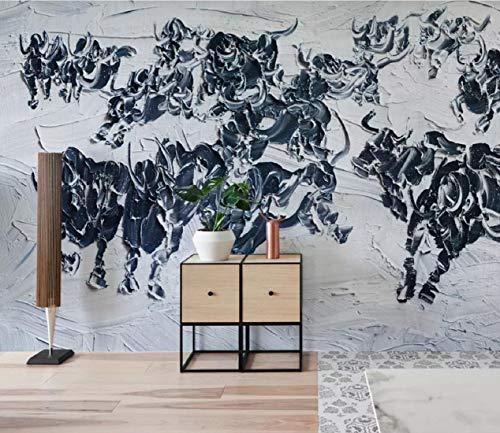 - Wallpaper 3D Custom Abstract Butter Painting Art Wall Mural 3D Living Room Sofa Tv Wall Bedroom Wall Murals