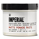 Beauty : Imperial Barber Grade Products Matte Pomade Paste 4 Oz.