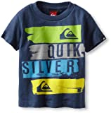 Quiksilver Baby-Boys Infant Mix Up, Navy, 24 Months image